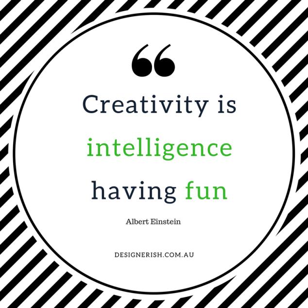 Creativity fun