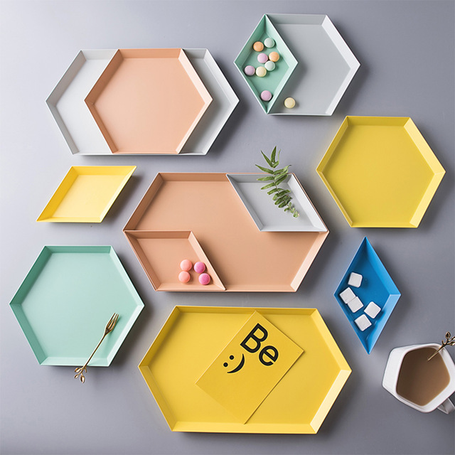 Polygon-jewelry-Plate-Desktop-Combination-Storage-Tray-Nordic-Geometric-Diamond-Metal-Hexagonal-Tea-Fruit-Dish-jewelry.jpg_640x640